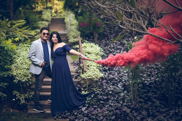 Best Resorts for Pre-Wedding Shoots in Bangalore